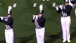 West Chester Pa Halloween Parade 2015 by The 2016 Downingtown East High Marching Band Youtube