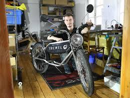 groß zimmern 23 jähriger entwickelt elektro moped im