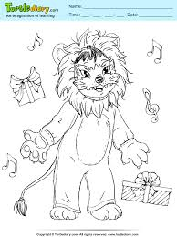 Fancy Dress Party Coloring Page