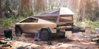 100 Truck Bed Motorcycle Lift Teslas Savage Cybertruck Will Knock Your Socks Off