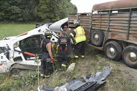 Four Suffer Non-life Threatening Injuries In SUV-pickup Truck Crash ... Crash Volving Semis Sparks Fire On Southwest Side Fox59 Shocking Footage Of Minor Crash Turned Major The 401 Driver In Belgium Survives Most Deadly Crashes Dashcam Dramatic Gopro Video Captures Motorcycle With Los Angeles Video Semi Truck Into Turnpike Building Tulsas 24hour Involving Greyhound Bus Headed For Socal Leaves At Least 4 Truck Dash Cam Road Accident Tnt Channel Trucks Excavator Dump Children Car Toy Videos For Kids Commercial Cape Testing Fail Compilation 2016 Failarmy Crashes Motorcycle Fatal Prime7 Car And Dump I78 Berkeley Heights