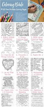 20 Free Bible Coloring Pages And A Peek Into The NEW Cooling Book