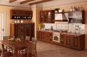 rustikale landhausküche runa massivholz eiche grün