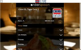 100 Food Truck Apps Chimi El Tigre 12414251503 APK Download Android