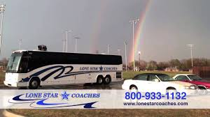 Lone Star Coaches | Full-Service Charter Bus Transportation Company ...