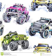 Watercolor Seamless Pattern Cartoon Monster Trucks. Colorful Extreme ... Traxxas Stampede 4x4 Vxl Brushless 110 4wd Rtr Monster Truck Blue Bulldog 4x4 Firetruck Firetrucks Production Brush Trucks Mt4 Buggy Extreme Offroad Offroad Pinterest Cars And Unbelievable Trucks Crossing River Xmaxx Rc Met The Guy With Smallest Dick In Universe Last Night Funny 7 Of Russias Most Awesome Offroad Vehicles Proline Profusion Sc Electric Short Course Kit Isuzu Concept X Off Roading Garage Centraal Aruba