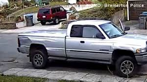100 Truck Town Bremerton Woman Fights Off Man Stealing Truck With Child Inside