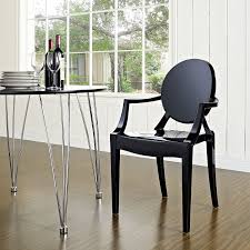 Pottery Barn My First Anywhere Chair Insert by Amazon Com Modway Casper Dining Armchair In Black Chairs