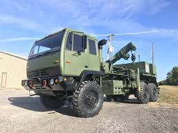 Stewart & Stevenson M1089 Military 6x6 Wrecker Truck SOLD - Midwest ... Military Trucks Stock Photos Images Alamy Pinzgauer 6x6 All Wheel Drive Military Vehicle Photo 68317322 2011 Rebuild M932a2 5 Ton Semi 200lb Winch Midwest Trucks Army Separts Hot Sale Beiben Tractor Truck In Low Price Surplus Vehicles Army Trucks Truck Parts Largest Search Used For Sale Mod Direct Sales Used Ashok Leylandlt Consortium Emerges Lowest Bidder Items 25 Ton Custom Dump Bed Cargo Pinterest 1968 Kaiser Item D7696 Sold May