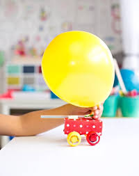 Its Also An Easy Project That Young Children Can Make From Start To Finish Read More Below For Details On How This Cool Recycled Balloon Car