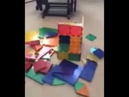Picasso Magnetic Tiles Vs Magna Tiles by Picasso Tiles Review Youtube
