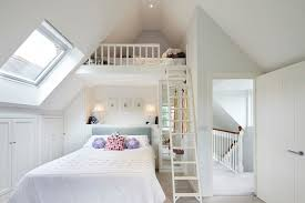 Under Eaves Storage Kids Traditional With Loft Bed Nursery Decor