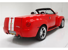 2005 Chevrolet SSR For Sale   ClassicCars.com   CC-1159994 For 25900 You Dont Know How Lucky Are Boy Back In The 1958 Chevrolet Impala Convertible Vegas Vice The Chevy Ssr Was A Crazy 500 Retro Pickup Truck Top Action Youtube 2004 Ls For Sale Vero Beach Fl Stock 1704r 2003 Sale Classiccarscom Cc16507 From Newcarscoloradocom Used At Whiwater Motors Vin 2dr Regular Cab Rwd Sb 2 Images Of 60 V8 Automatic 390hp 2005 1937 Roadster Rare Australian Built By Holden