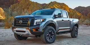 100 Souped Up Trucks Nissan Titan Warrior Concept Truck Nissan USA