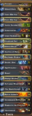 hearthstone control warrior with silence deck guidescroll