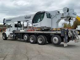 100 Truck And Equipment Trader 2018 MANITEX TC500 Solon OH 5003916583 Tradercom