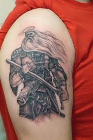 Tribal Tattoos Meaning Warrior For Men