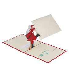 Santa Vacationchristmas Cardspop Up Custom Cardscharmpop4 Pop