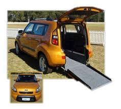 Kia Soul Wheelchair Van Accessible