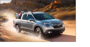 100 Rowe Truck Equipment Hondas Hot New Ridgeline Is A Pickup For Grownups New