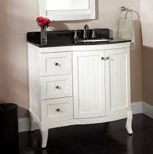 White 36 Bathroom Vanity Without Top by 36 Inch Bathroom Vanity With Top White Home Design Ideas