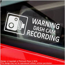 5 X WARNING DASH CAM Recording-30x87mm WINDOW Stickers-Vehicle ... American Flag Back Window Decal Murica Stickit Stickers Decals Show Your Rear Window Stickerdecal 2015present Trucks Page 5 Decor For Car Advertising Best Truck Resource Pickup Rear Graphics Custom Instagram Sticker User Name Hashtag Truck Decals And Stickers Windshield Banner Shop Olympus Digital Camera Trucks Graphic Design Is Easy Does It Diesel Mechanics Have Bigger Tools Vinyl Hotmeini New We Need Sex Stick Figure Funny