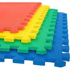 lot of 2 packs traffic master activity floor tiles multi color 24