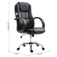 Vinsetto Executive High Back Office Chair Ergonomic Adjustable 360 ... Odessa High Back Executive Chair Adjustable Armrests Chrome Base Amazonbasics Black Review Youtube Back Chairleatherette Home Fniture On Carousell Shop Bodybilt 272508 Cosset Highback By Sertapedic Srj48965 Der300t1blk Derby Faux Leather Office 121 Jersey Faced Armchair Cheap Boss Transitional Highback Walmartcom Amazoncom Essentials Fabchair Ayrus With Ribbed Cushion Edge High Meshback Executive Chair With Lumbar Support Ofx Office
