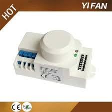 list manufacturers of microwave radar sensor light switch buy