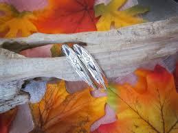 pelipa coral u0026 sterling silver semi hoop earrings pearblossom