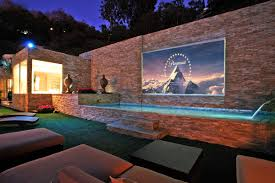 Backyard Theater Ideas | Clotheshops.us 16 Diy Outdoor Shower Ideas Fixtures Creative Design And Diy Backyard Theater Fence What You Need For A Movie Family Hdyman These 27 Projects For Summer Are Extremely Cool Best 25 Theatre Ideas On Pinterest Theater How To Build Huge Screen Cheap Youtube Movie Tree Deck House Kids Tree Bring More Ertainment Your Backyard By Building An Outdoor System 9foot Eertainment W How Sports