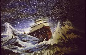 Edmund Fitzgerald Sinking Cause by 40 Years Since Superior Claimed Edmund Fitzgerald Mine