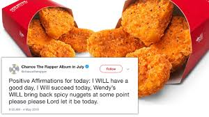 Wendy's Spicy Chicken Nuggets Are Back With A Free Coupon Code Celebrate Sandwich Month With A 5 Crispy Chicken Meal 20 Off Robin Hood Beard Company Coupons Promo Discount Red Robin Anchorage Hours Fiber One Sale Coupon Code 2019 Zr1 Corvette For 10 Off 50 Egift Online Only 40 Slickdealsnet National Cheeseburger Day Get Free Burgers And Deals Sept 18 Sample Programs Fdango Rewards Come Browse The Best Gulf Shores Vacation Deals Harris Pizza Hut Coupon Brand Discount Mytaxi Promo Code Happy Birthday Free Treats On Your Special