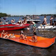 Sams Club Foam Floor Mats by Paradisepad Huge Foam Water Pads Foam Water Rafts Pads