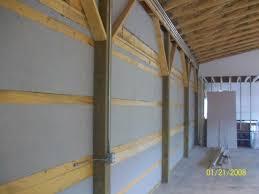 pole barn insulation ideas Pole barns Pinterest