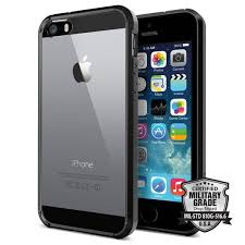 iPhone 5S 5 Case Ultra Hybrid – Spigen Inc