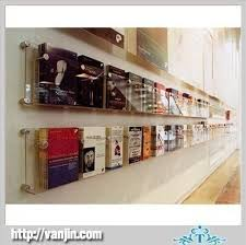 China Acrylic Transparent Leaflet Holder Stand With Wall Mount