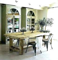 Country Style Dining Room Table And Chairs French Furniture