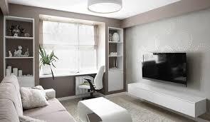 kleines wohnzimmer praktisch und funktinal einrichten mit