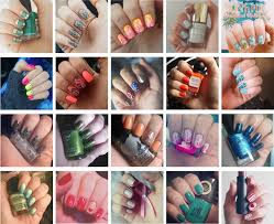 100 Nail Art 2011 Made A Collage Of My Nail Art Throughout 2015 To Try To