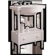 American Standard Retrospect Sink Console by American Standard Retrospect 27 In W Pedestal Sink Basin In White