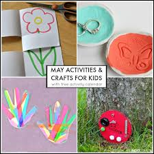 31 May Activities for Kids Free Activity Calendar}