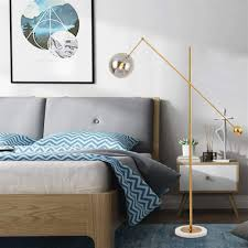 hflyy stehle moderne minimalist glaskugel stehleuchte
