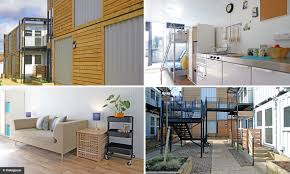100 Containers Used As Homes Shipping Container Container Conversions Revolution
