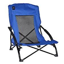 Alps Mountaineering Chair Amazon by Amazon Com Caravan Sports Compact Chair Blue Garden U0026 Outdoor