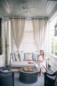 Screened In Porch Decorating Ideas And Photos by Best 10 Porch Curtains Ideas On Pinterest Patio Curtains