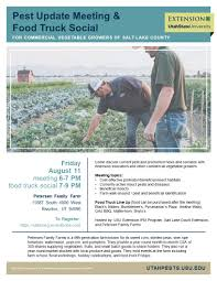 On-Farm Commercial Vegetable Grower Meeting At Peterson Family Farm ...