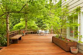 Cleaning Decking With Oxygen Bleach by Top 3 Reasons You Should Winterize Your Wood Deck Grillo Services