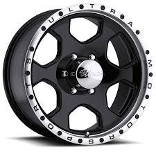 Ultra Motorsports 175 Rogue Wheels | Down South Custom Wheels