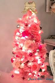 BeFunky Christmas Tree Pink